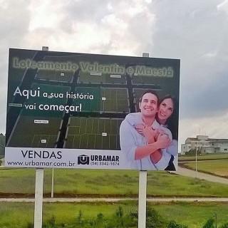 Vende-se terreno central em Marau/RS