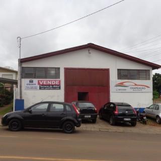 Vende- se Terreno com Pavilhão e Casa em Marau- Rs