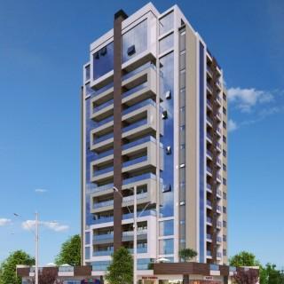 Apartamento de Frente para a Avenida Julio Borella, Ed. Imperial Avenida