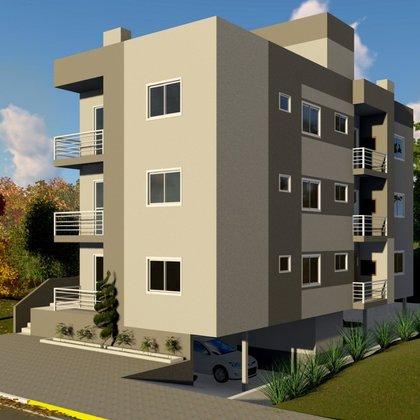 Vende-se Apartamentos no Lot. Novalternativa em Marau/RS