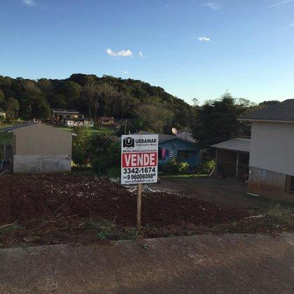 Vende-se terreno em Marau-RS