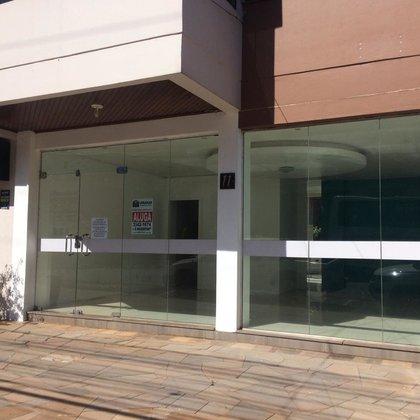locação de sala comercial na Av. Barão do Rio Branco