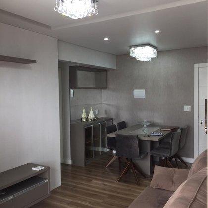 Vende-se apartamento com Terraço Mobiliado em Marau/RS