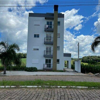 Comprar apartamento novo, com 2 quartos e sacada com churrasqueira.