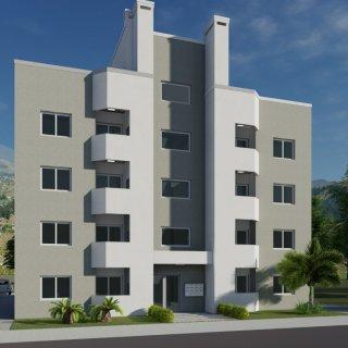 Edifício Living lançamento Financiável pelo FGTS - Apartamentos 02 dormitórios