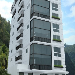 Apartamentos na planta, central em Marau/RS