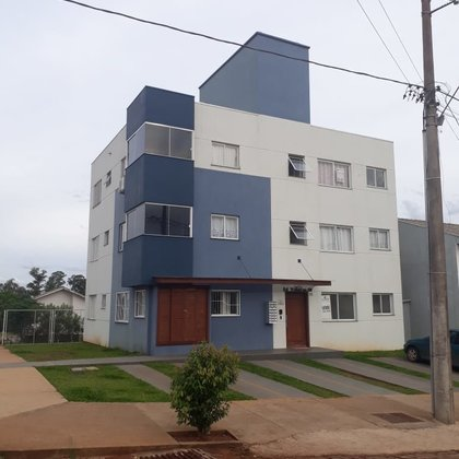 Aluga-se Apartamento Semi Mobiliado