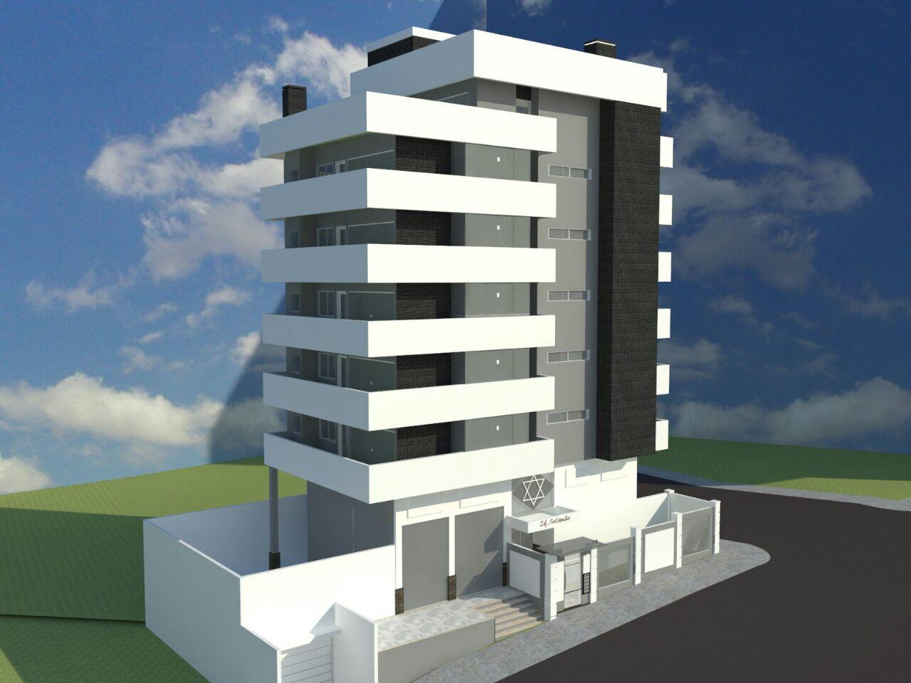 Fachada Edifício Salomão - Marau RS