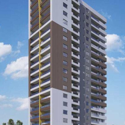 Vendo apartamento no Residencial Monterrey l - Permuta por Terrenos