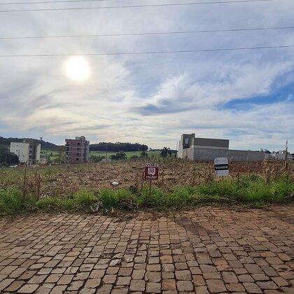Terreno a venda no Bairro Colinas Nova Marau