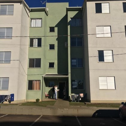 Vende-se ótimo apartamento bairro frei adelar Marau