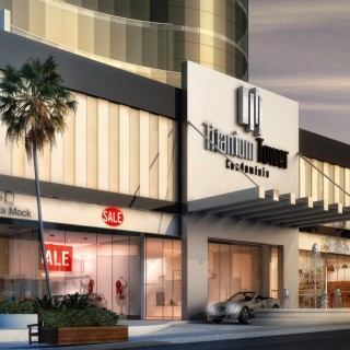 Vende-se excelente sala comercial titanium tower em Passo Fundo