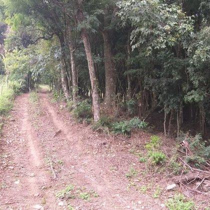 Vende-se 1,2 hectares para construção de sitio a 5 km de Marau