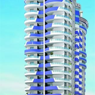 Apartamento 3 dormitórios de frente para a avenida em Marau -RS
