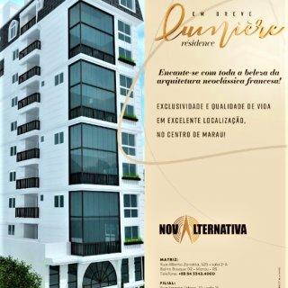 Vende-se excelentes apartamentos perto do banco do brasil em Marau