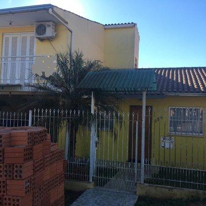 Vende-se casa no frei adelar em Marau