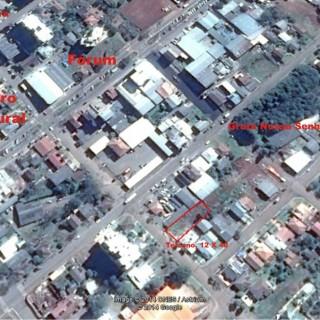 Vende-se terreno no centro de Tapejara
