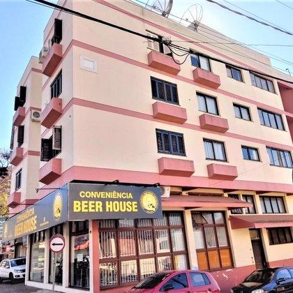 Vende-se apartamento de 1 dormitório no centro em Marau