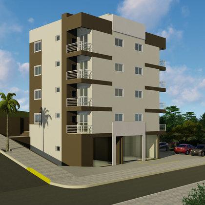 Lindos apartamentos no Colinas Nova Marau