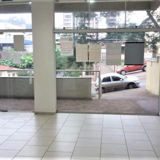 Vende-se excelente sala comercial térrea de frente para av. presidente vargas