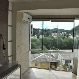 Vende-se lindo apartamento mobiliado de 3 dormitórios em Marau