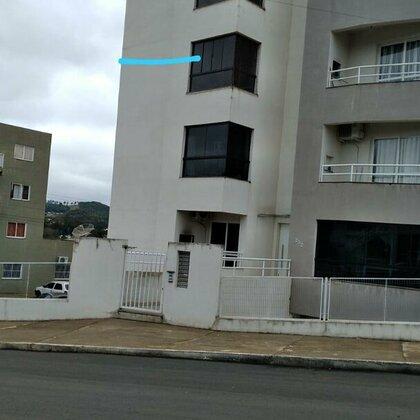 Lindo apartamento mobiliado a venda no Bairro Santa Rita