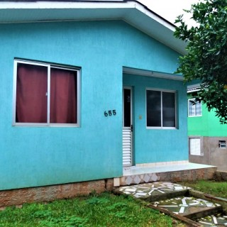 Vende-se casa sobre pilares no bairro nova alternativa em Marau