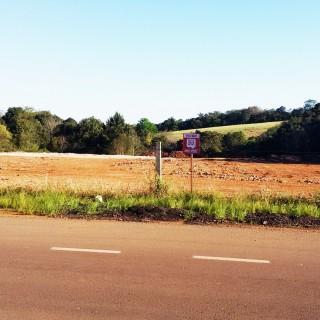 Excelente terreno na Bento Gonçalves quase na RS 324