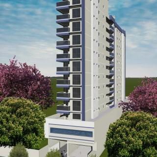 Vende-se apartamento no Edifício Duque 370, Ap 303 tipo 1