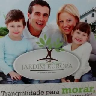 Terrenos no Loteamento Jardim Europa Residencial em Casca/RS