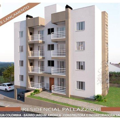 Vende-se apartamentos pelo MCMV no Jardim América em Marau