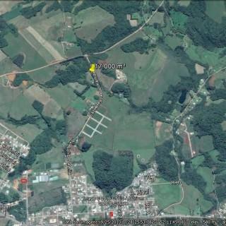 Terreno  com 17.000m² para loteamento em Marau/RS