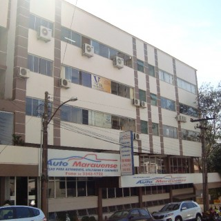 Sala comercial central em Marau/RS