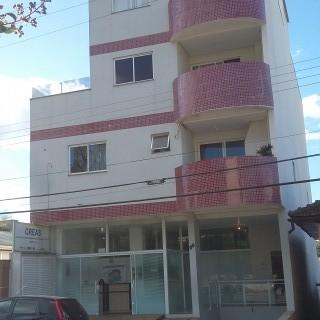 Apartamento de 2 dormitórios na área Central de Marau
