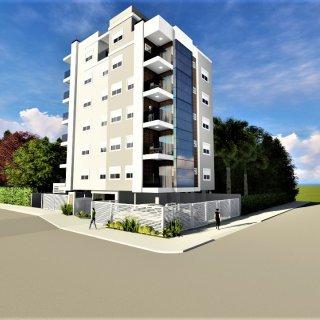 Vende-se apartamentos na planta no Edifício Rekynte em Marau