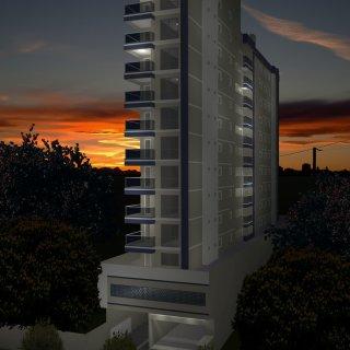 Edifício Duque 370 -  Pré-Lançamento - Apartamentos de 1 e 2 Dormitórios