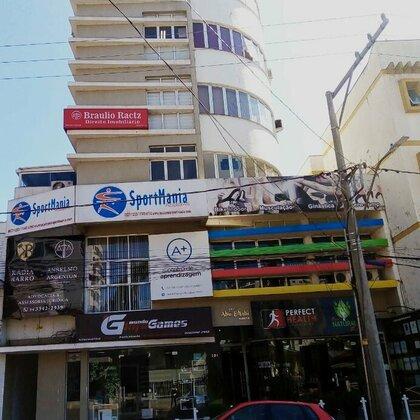 Vende-se sala comercial | Ed. Abu Dhabi - Centro