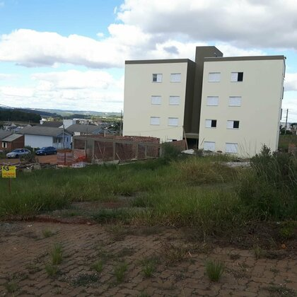 Vende-se Terreno no REsidencial Colina Nova Marau