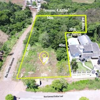 Vende-se Excelente terreno de 4.620m² no Centro!